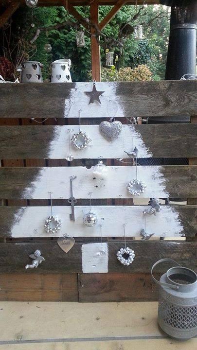 WORKSJOP: kerstpallet